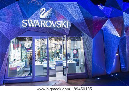 Las Vegas Swarovski