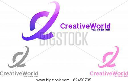 Creative World - Logo Template