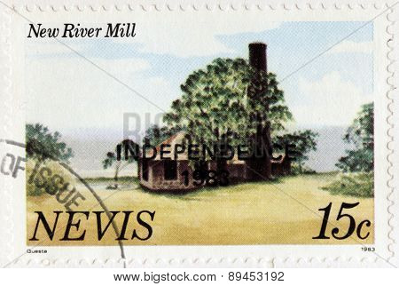New River Mill