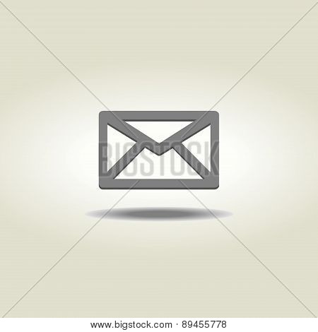 Mail Or Envelope Icon
