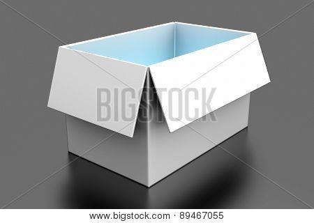 Empty Box.