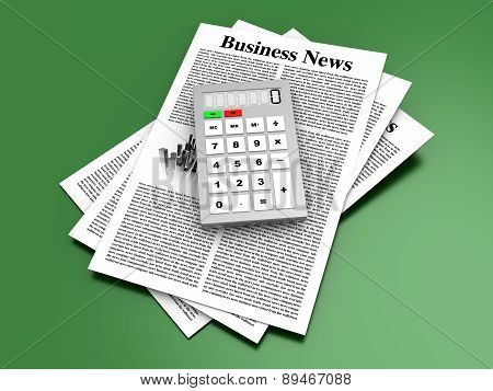 Analyzing Business News.