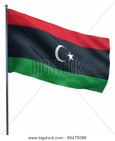 Libya Flag Image