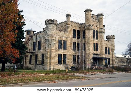 The old Joliet Women's Prison