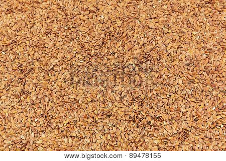 Background Of Flax Seeds