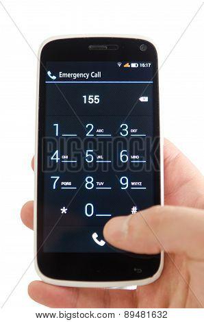 International (European) Emergency Call 112