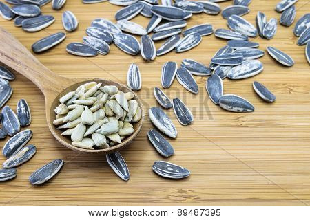 Edible Sunflower Seeds