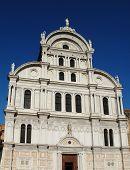pic of church  - Church of Saint Zachary located at Castello - JPG