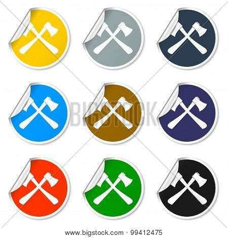 The Ax Icon Set