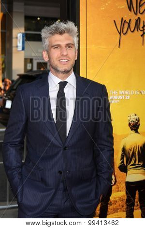 LOS ANGELES - AUG 20:  Max Joseph at the