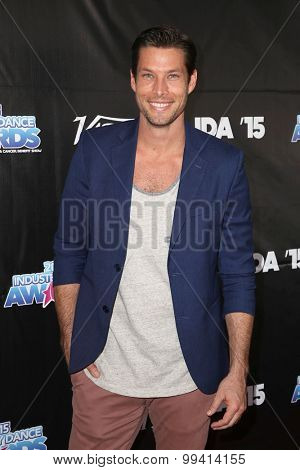 LOS ANGELES - AUG 19:  Chadd Smith at the 2015 Industry Dance Awards and Cancer Benefit Show at the Avalon on August 19, 2015 in Los Angeles, CA