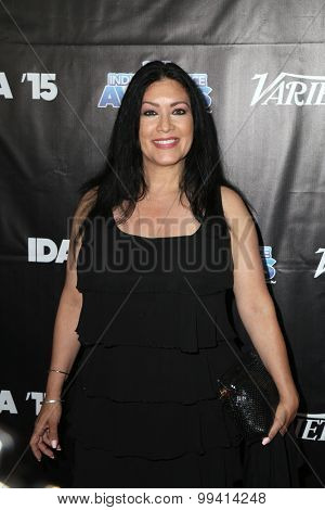 LOS ANGELES - AUG 19:  Doriana Sanchez at the 2015 Industry Dance Awards and Cancer Benefit Show at the Avalon on August 19, 2015 in Los Angeles, CA