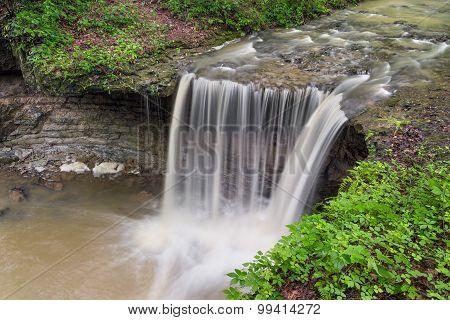 Rock Rest Falls