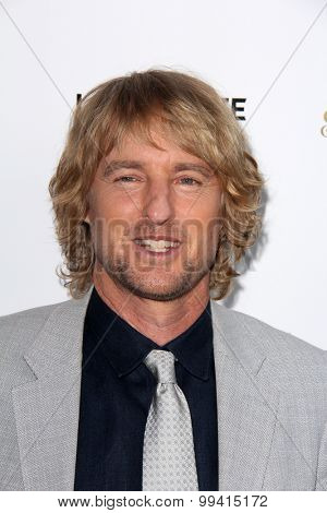 LOS ANGELES - AUG 19:  Owen Wilson at the