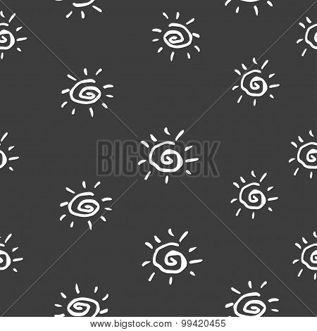 Vector Hand Drawn Pattern