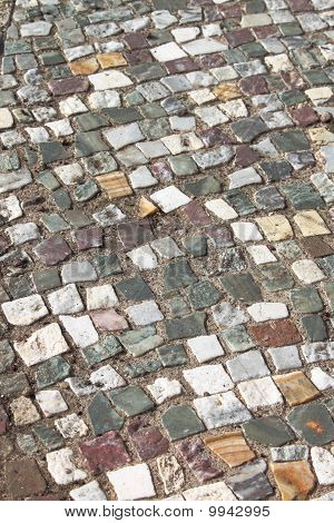Mosaico antiguo