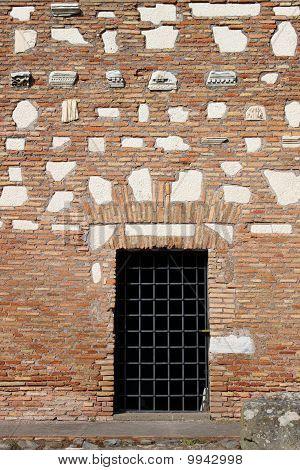 Ancient roman house