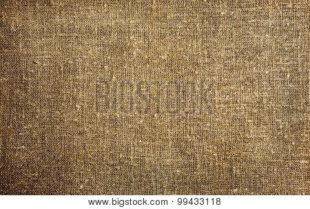 Burlap, Linen Fabric Texture