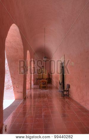 Valladolid Convent In Yucatan