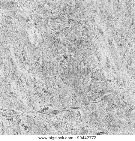 Gray Granite Texture With Pattern.