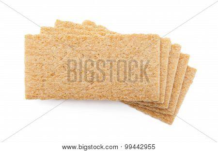 Crunchy bread