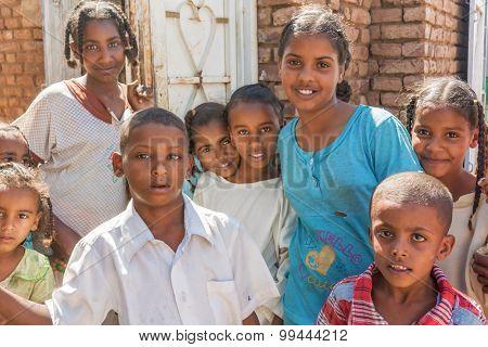 Children In Sudan