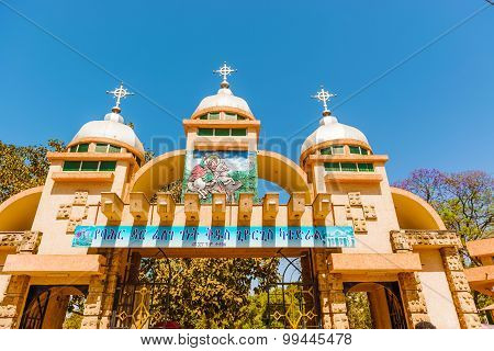 St. George Church In Bahir Dar