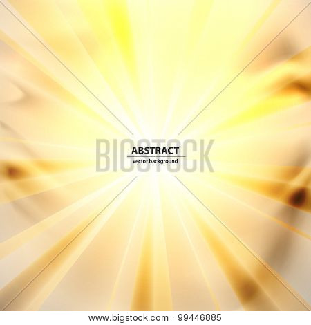 Light streaks abstract background