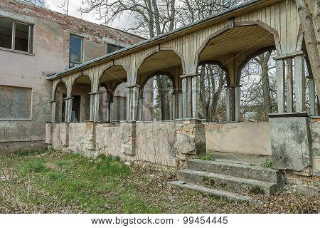 Abandoned And Damaged