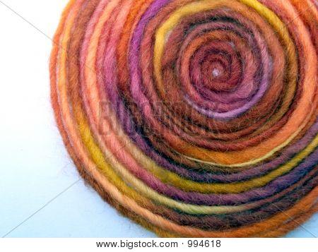 Wool Circle 02