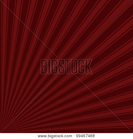 Bulgarian rose Color Stripe Funky Sun Rays Backgound