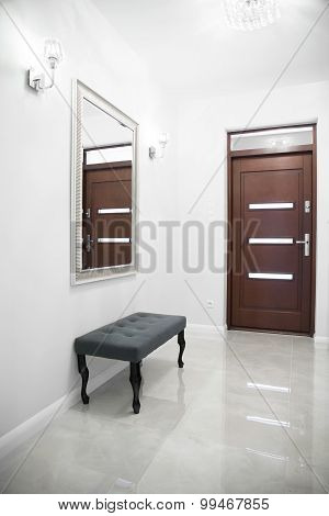 Anteroom In Exclusive House