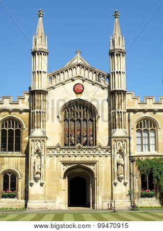 Corpus Christi Cambridge University