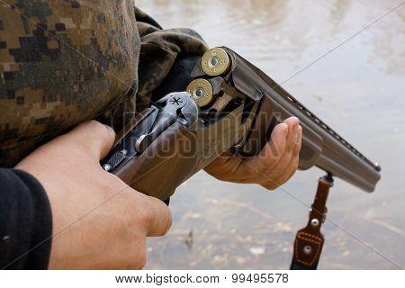 Loading Sporting Gun