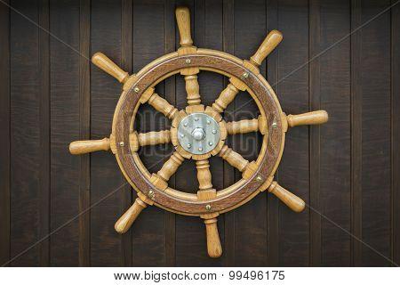Wood Helm