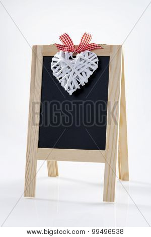 Board With Heart
