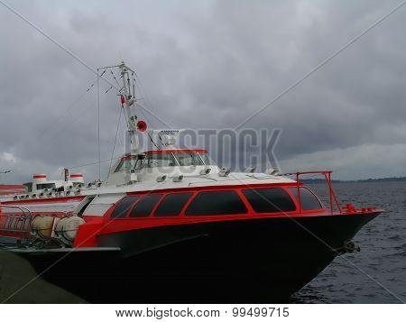 Kometa-IV vessel