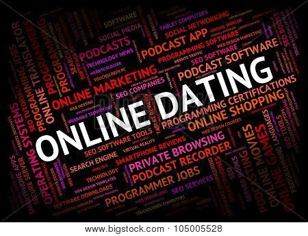 Online Dating Means World Wide Web And Date