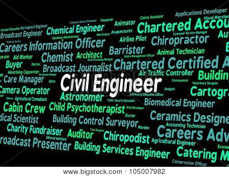 Civil Engineer Means Hire Government And Recruitment