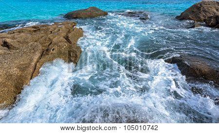 Summer Sea In Thailand
