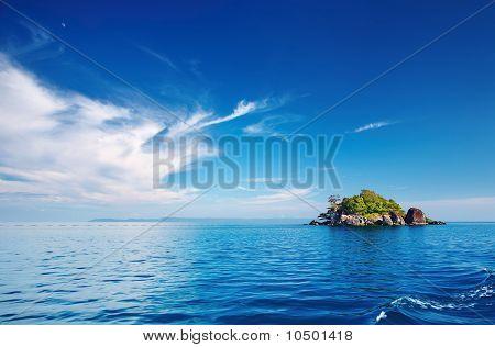 Tropical Island, Thailand