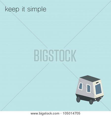 Keep It Simple Motivator