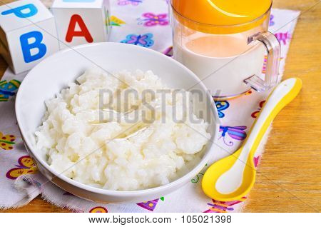 Porridge For Baby Food