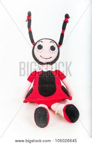 Soft Toy Ladybird