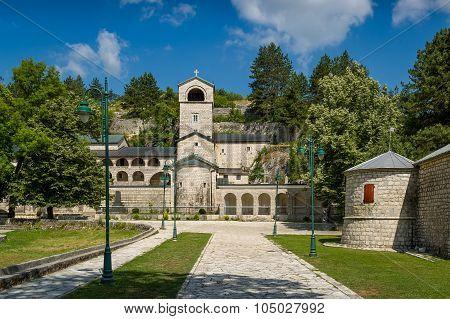 Cetinje Monastery Nativity of the Blessed Virgin Mary, Montenegro
