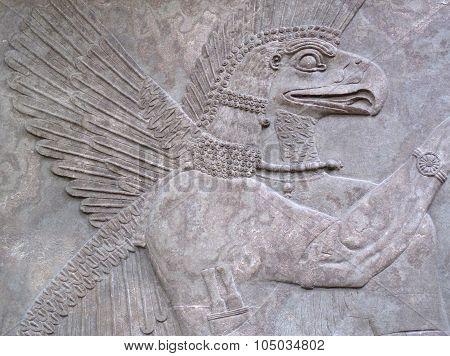 Assyrian protective spirit