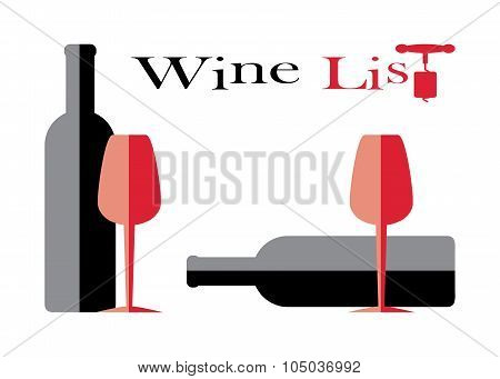 icons for wine, wineries, restaurants and wine shops