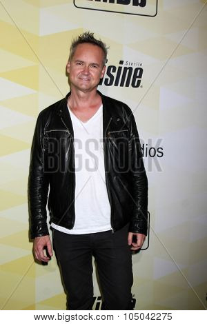 LOS ANGELES - OCT 15:  Roy Price at the MDbâ??s 25th Anniversary Party at the Sunset Tower on October 15, 2015 in West Hollywood, CA