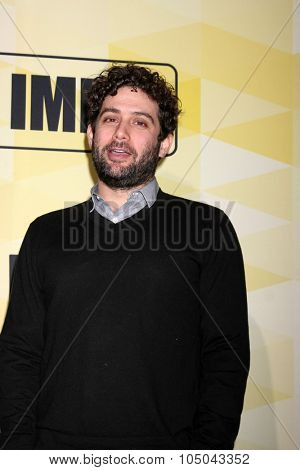 LOS ANGELES - OCT 15:  Joe Lewis at the IMDB's 25th Anniversary Party at the Sunset Tower on October 15, 2015 in West Hollywood, CA