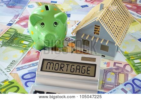 Burden Home With Mortgage